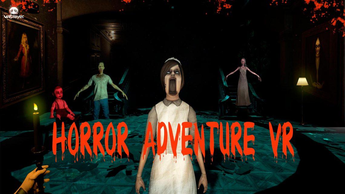 Horror Adventure VR PSVR PlayStation VR