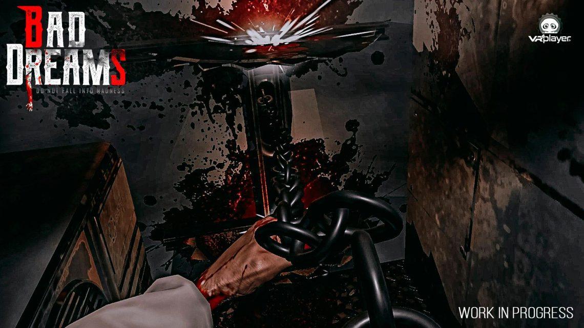 Bad Dreams Creative VR3D PSVR PlayStation VR VR4Player PSVR2