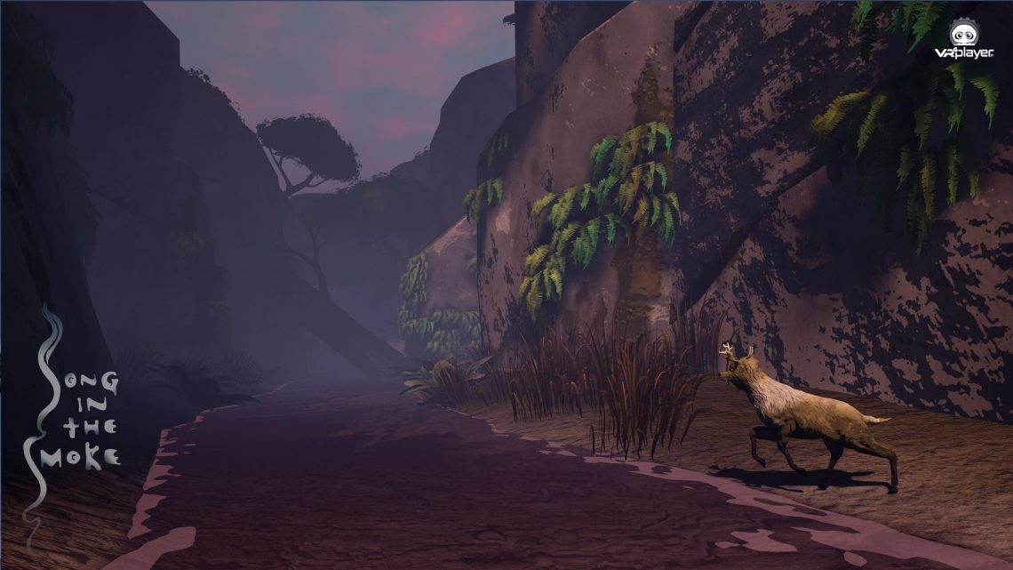 SONG IN THE SMOKE VR PLAYSTATION VR PSVR SONY VR4player