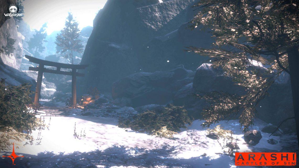 Arashi Castles of Sin Endeavor One sur PSVR PlayStation VR VR4Player