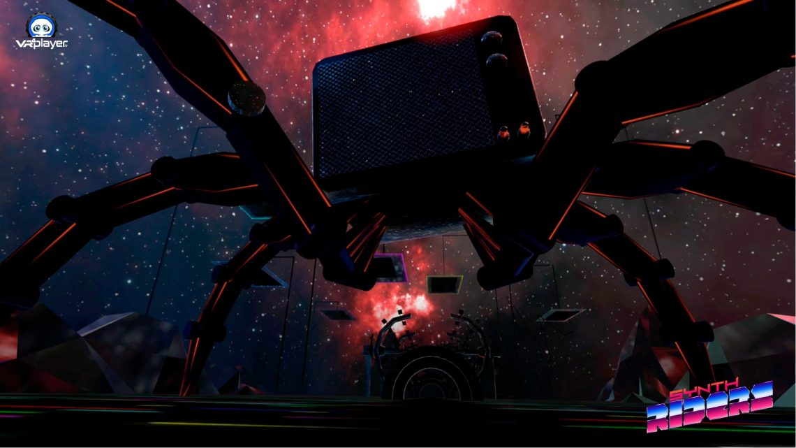 Synth Riders PSVR PlayStation VR VR4Player