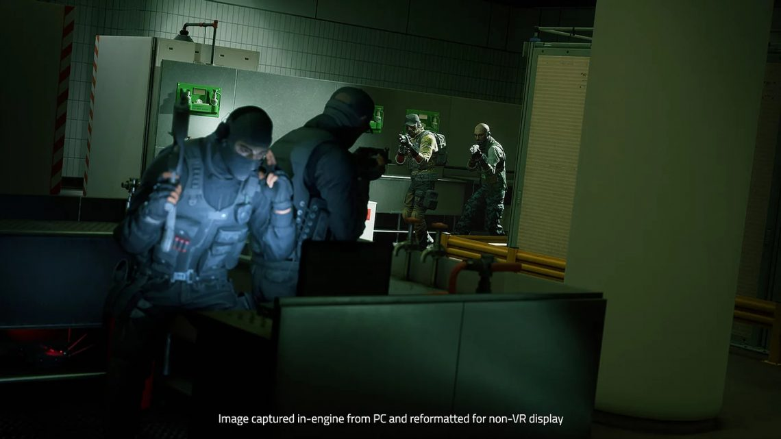 Mise à jour Firewall Zero Hour Operation Rubicon First Contact Entertainment