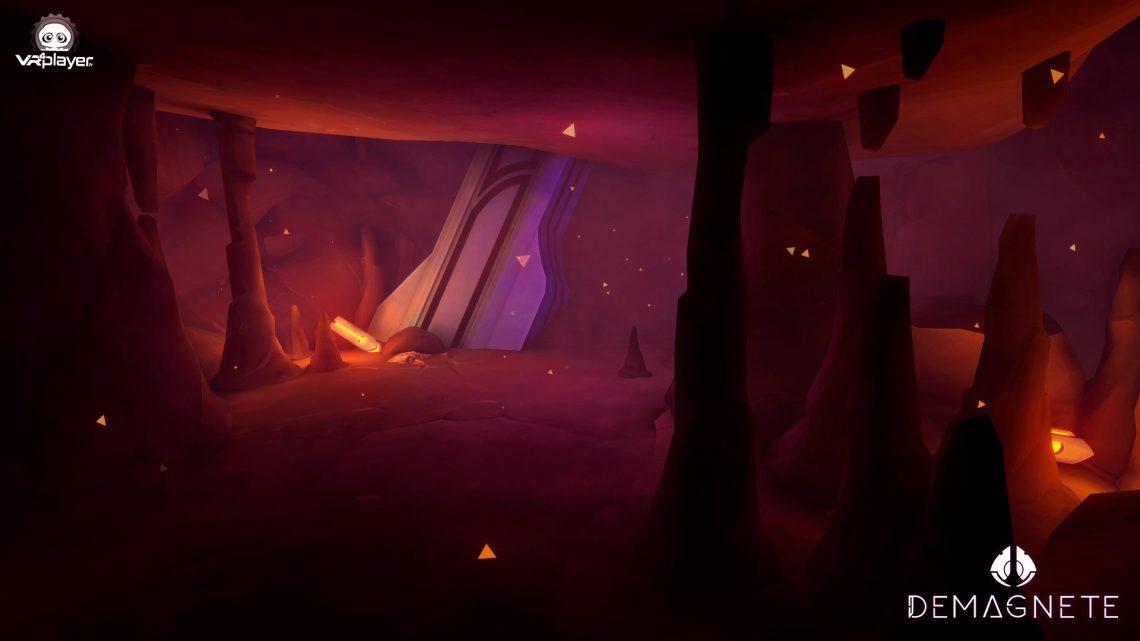 DEMAGNETE BITCAKE STUDIO PSVR PlayStation VR VR4Player