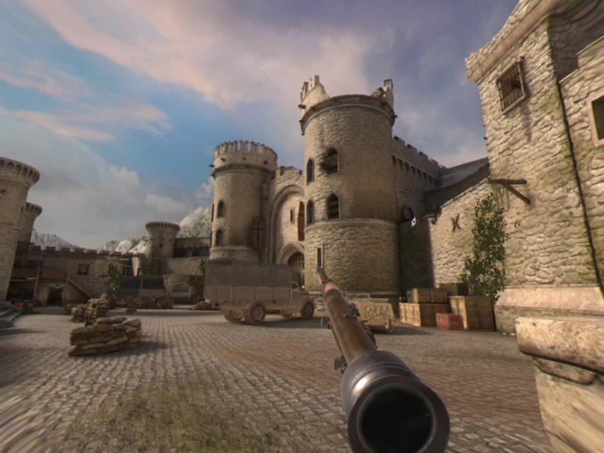 Sniper Elite VR test PSVR PlayStation VR VR4Player