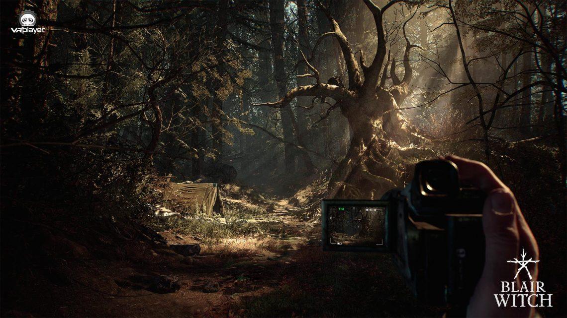 Blair Witch Bloober Team PSVR PlayStation VR VR4Player