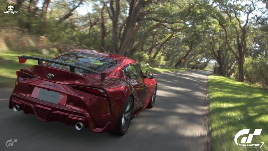 Gran Turismo 7 PS5 PSVR2 VR4Player