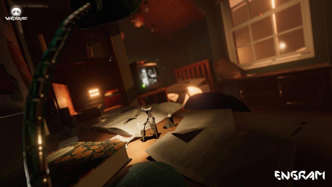 Engram Maze Theory PSVR2 PS5 Sony PlayStation VR VR4Player