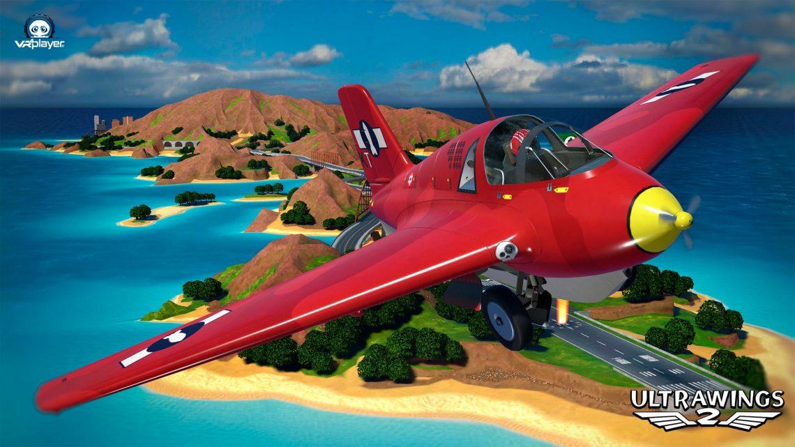 Ultrawings 2 BitPlanet Games PSVR PlayStation VR PSVR2 VR4Player