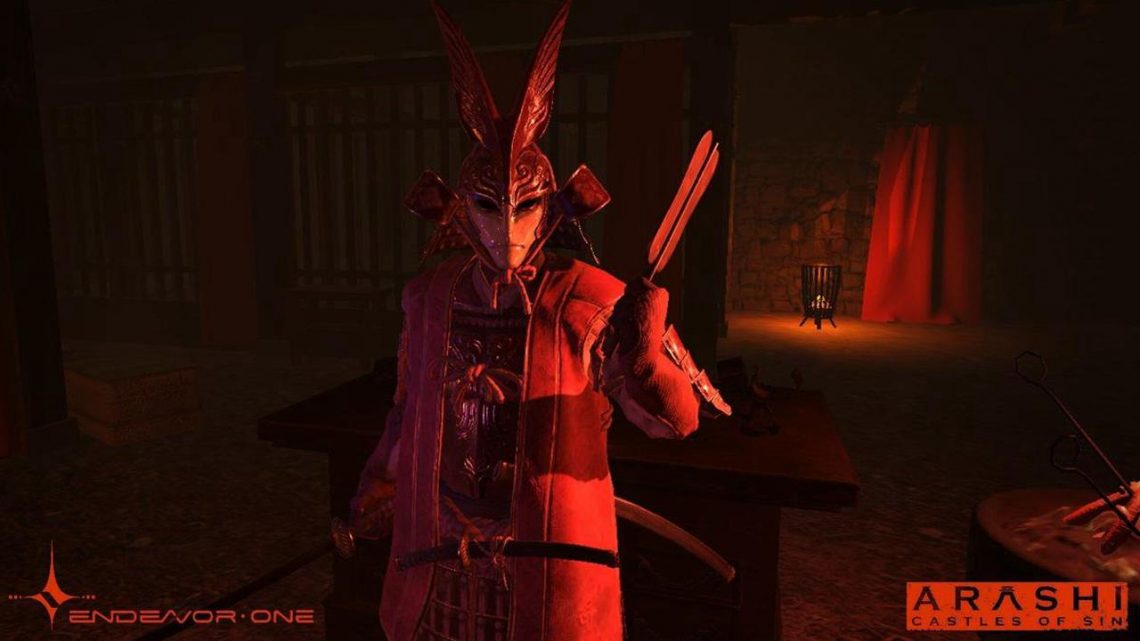 Arashi Castles of Sin sur Playstation VR Perp Games Arashi Castles of Sin Endeavore One PSVR