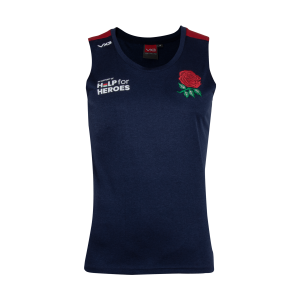 VX3 Mens Help for Heroes Wales 2019//20 Rugby Vest