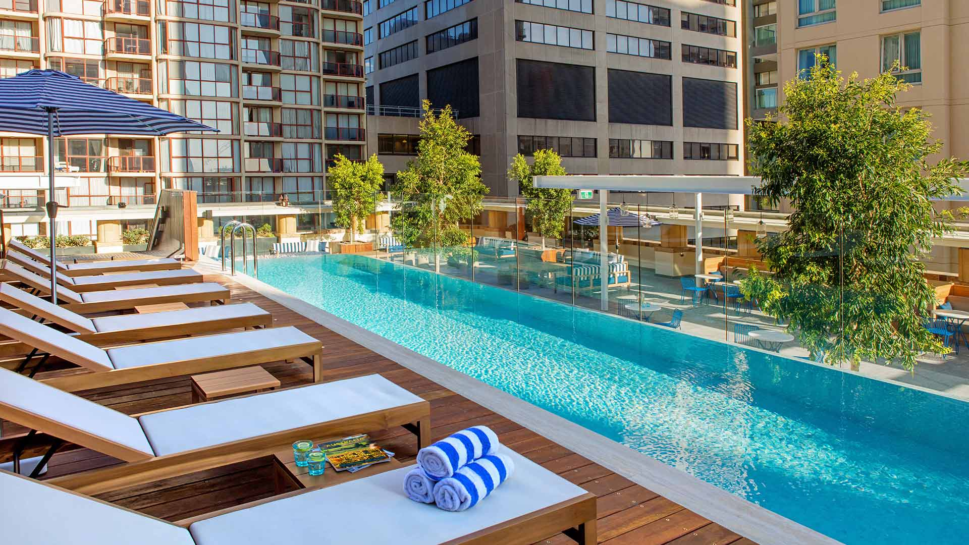 10 of the best hotel pools in Sydney