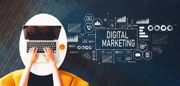 Digital Marketing là hình thức quảng bá sản phẩm, thương hiệu dựa trên nền tảng kỹ thuật số