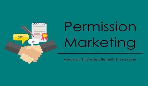 Với Permission Marketing, khách hàng có thể lựa chọn nhận tin nhắn của bạn hoặc không.