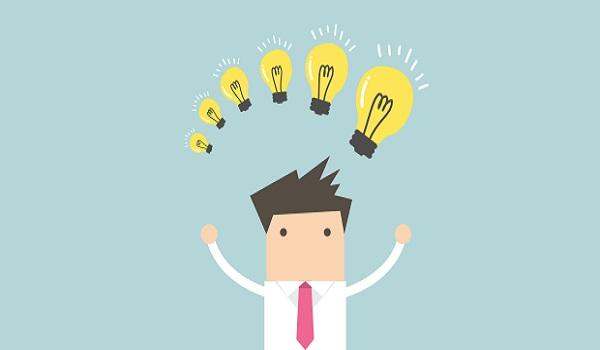 Sử dụng các kênh truyền thông xã hội khác nhau để tạo Content Ideas.
