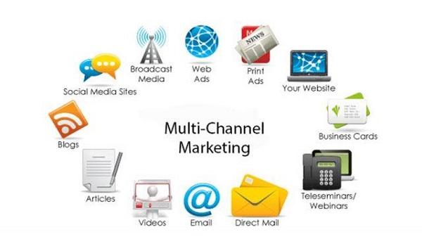 Tiếp thị đa nền tảng giúp gia tăng cơ hội tiếp cận với khách hàng.
