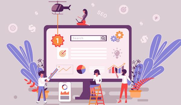 SEO đưa Website của doanh nghiệp lên top Google