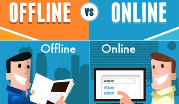 Quảng bá doanh nghiệp trên Online và cả Offline để thu về nhiều lợi nhuận hơn.