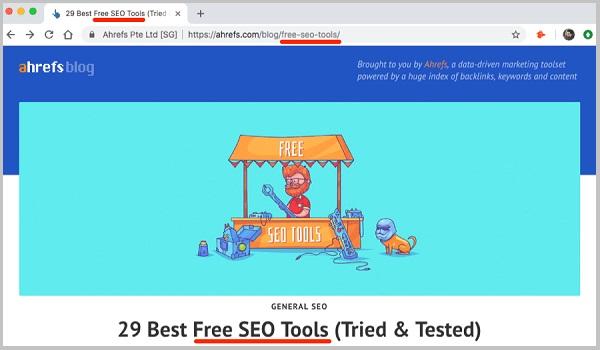 Blog AHREFS.com cung cấp nhiều tin tức, công cụ, thủ thuật,... SEO.