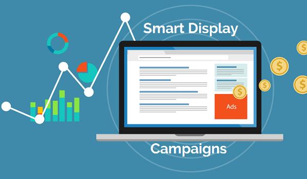 Smart Display Campaigns giúp các Marketer chạy quảng cáo Google hiệu quả hơn.