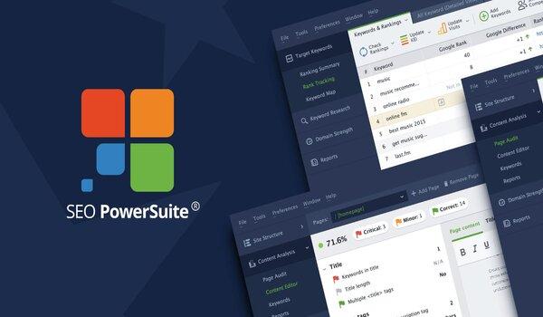SEO PowerSuite là công cụ được rất nhiều các SEOer lựa chọn để hỗ trợ việc tối ưu SEO