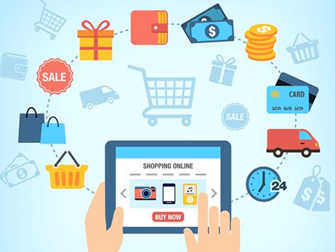giải pháp gia tăng chuyển đổi mua hàng trên sàn thương mại điện tử
