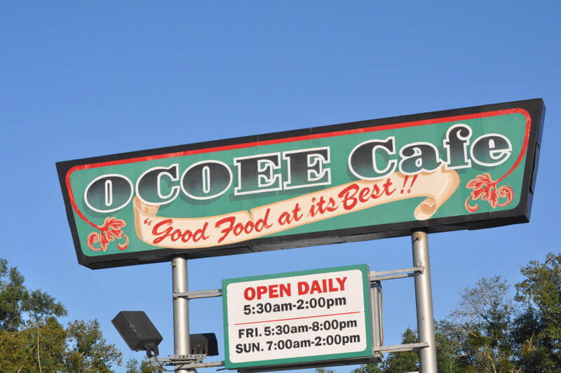 "Ocoee Cafe - ""Good Food at its Best!!"""