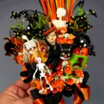 Trick or Treat Halloween Corsage