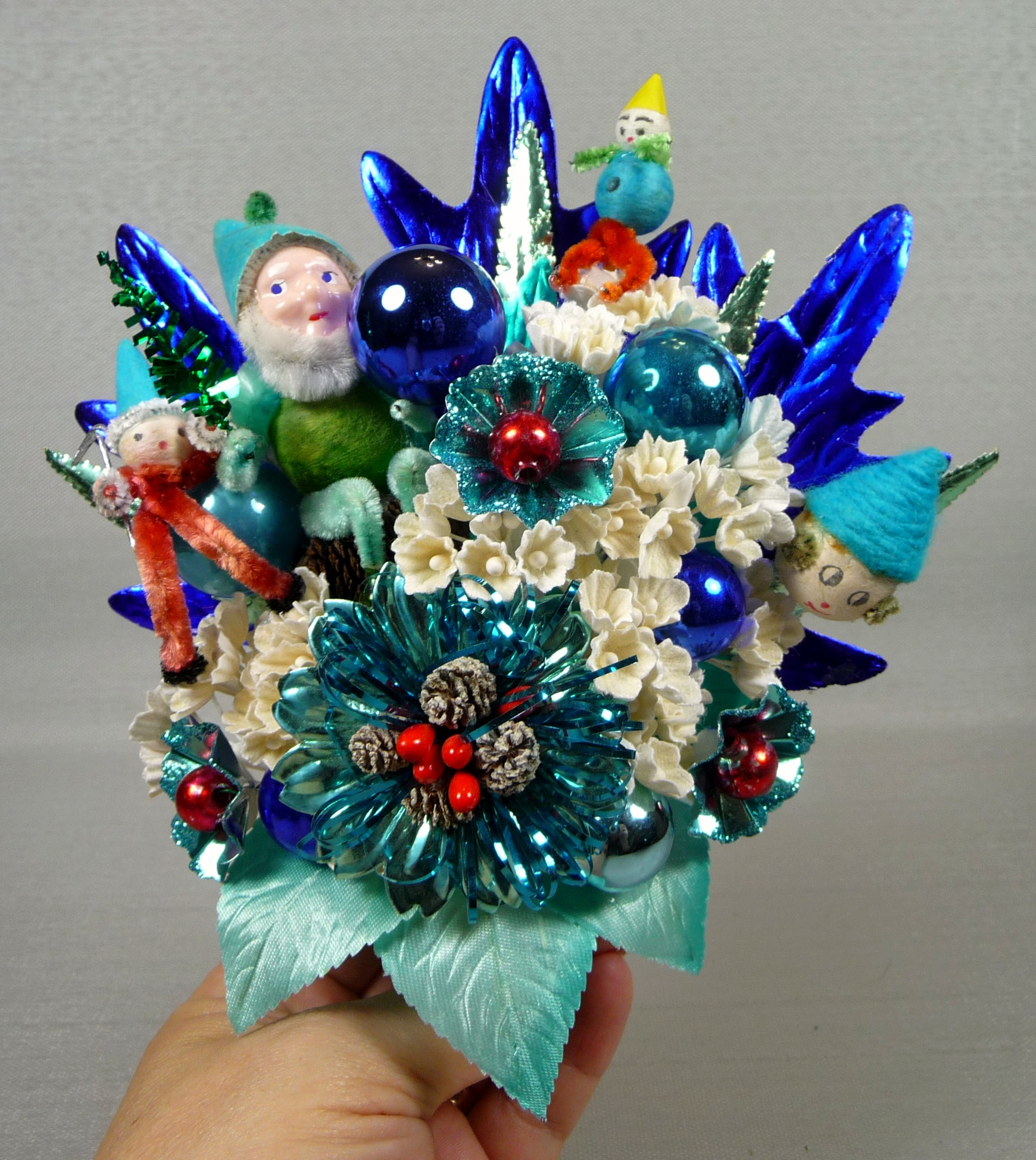 Vintage Christmas Corsages Vintagecorsage Com By Meaicp