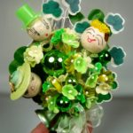 Irish Relatives Corsage