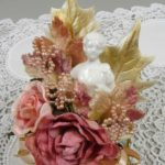 Pink Mother's Day Doll Corsage