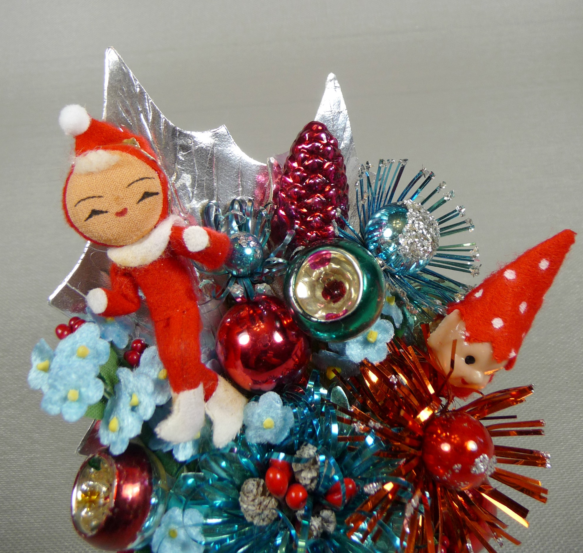 Making Vintage Christmas Corsages This Summer Vintagecorsage Com By Meaicp