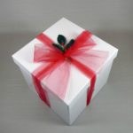 Holiday Tea Cup Gift Box