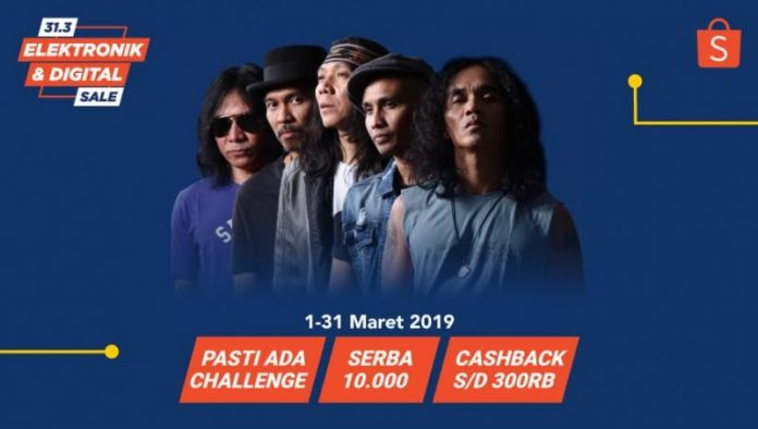 SLANK dan Shopee Kampanyekan Elektronik & Digital Sale