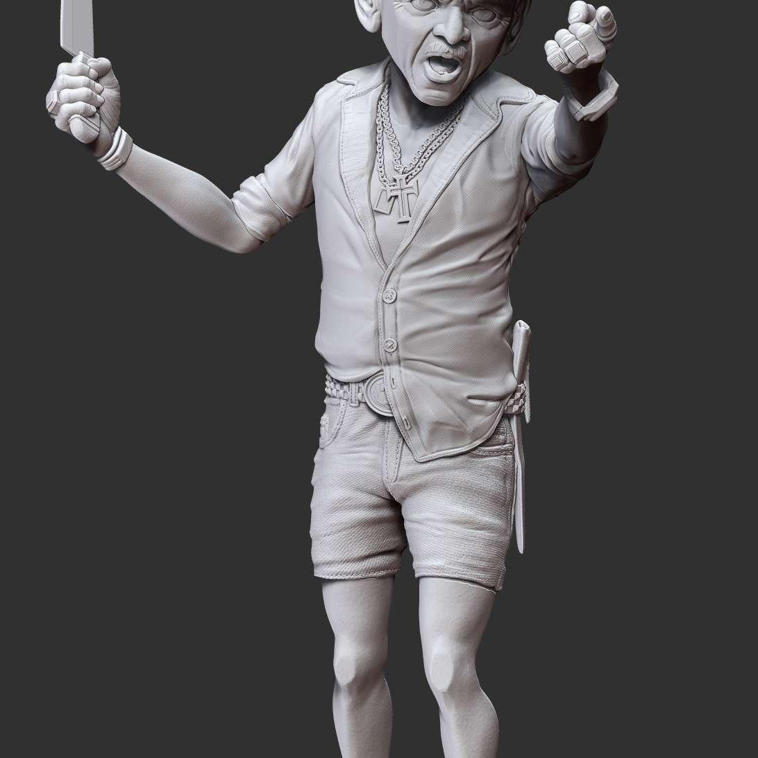 Tiringa  -  model of Tiringa, from the channel Brasil Selvagem - Los mejores archivos para impresión 3D del mundo. Modelos Stl divididos en partes para facilitar la impresión 3D. Todo tipo de personajes, decoración, cosplay, prótesis, piezas. Calidad en impresión 3D. Modelos 3D asequibles. Bajo costo. Compras colectivas de archivos 3D.