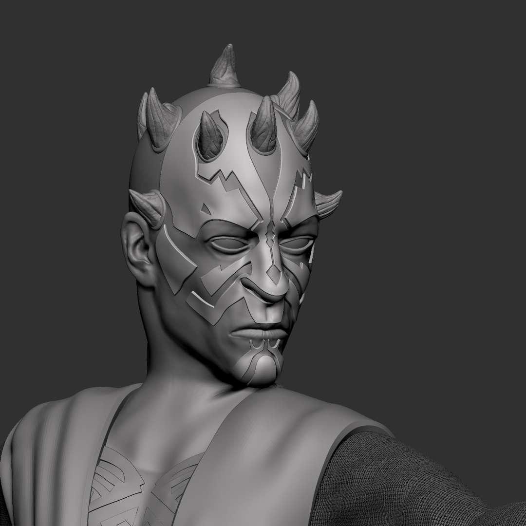 Darth maul clone wars season 7  - Clone wars season 7 darth maul to pair up with the ahsoka file that is already on the site - The best files for 3D printing in the world. Stl models divided into parts to facilitate 3D printing. All kinds of characters, decoration, cosplay, prosthetics, pieces. Quality in 3D printing. Affordable 3D models. Low cost. Collective purchases of 3D files.