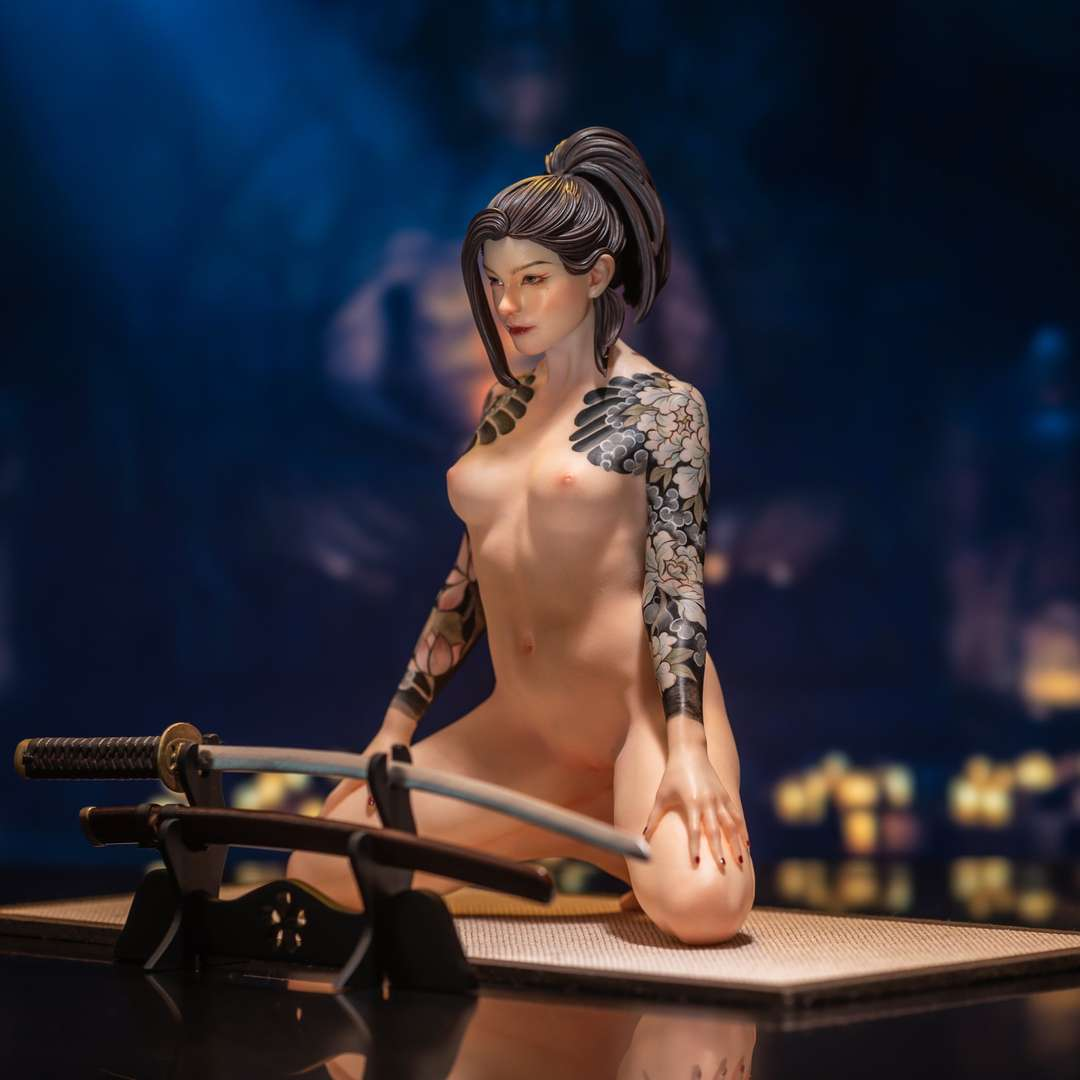 Girl Yakuza - I'm looking for a modeler to make this model - The best files for 3D printing in the world. Stl models divided into parts to facilitate 3D printing. All kinds of characters, decoration, cosplay, prosthetics, pieces. Quality in 3D printing. Affordable 3D models. Low cost. Collective purchases of 3D files.