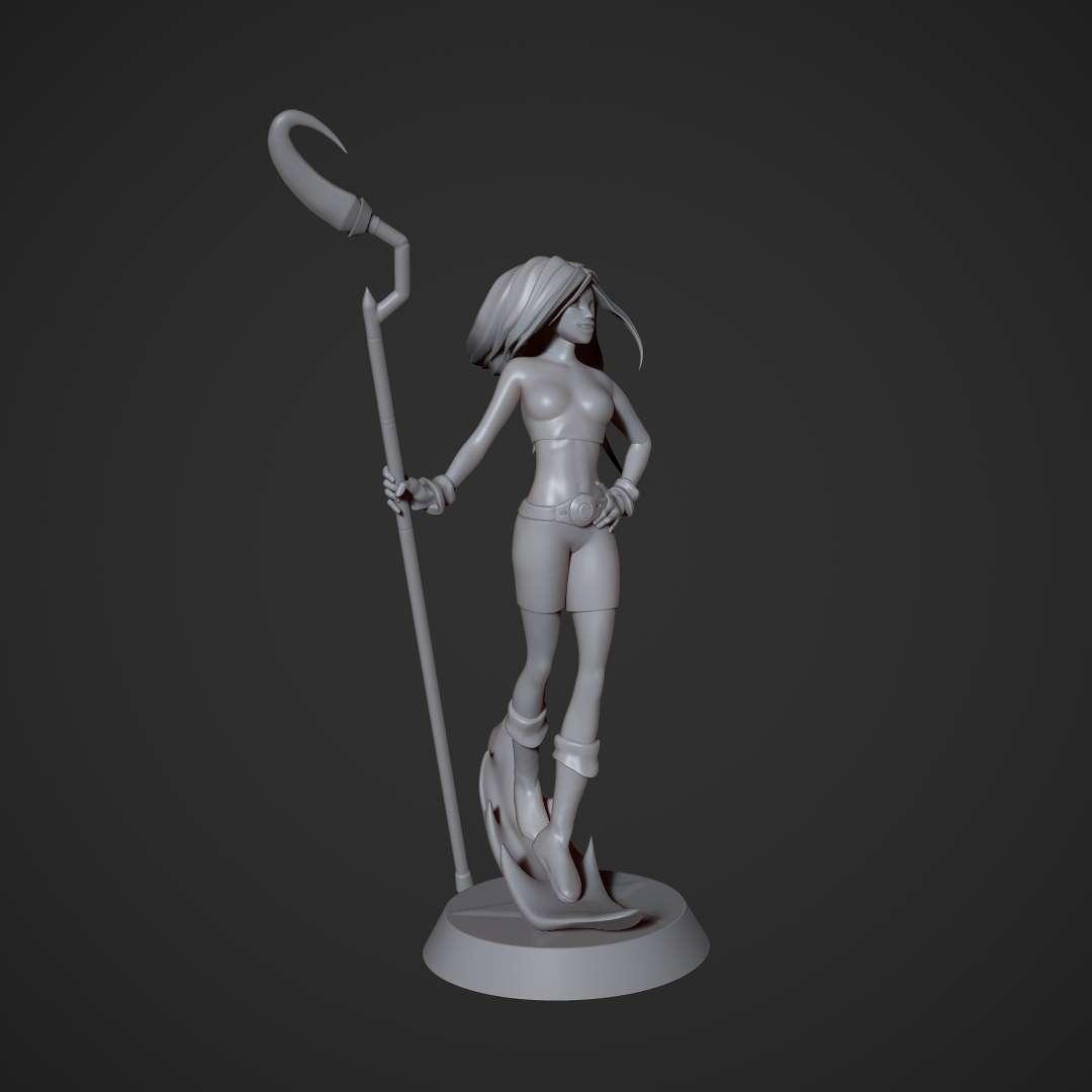 Stargirl - Star girl model, with two different versions of hands - Os melhores arquivos para impressão 3D do mundo. Modelos stl divididos em partes para facilitar a impressão 3D. Todos os tipos de personagens, decoração, cosplay, próteses, peças. Qualidade na impressão 3D. Modelos 3D com preço acessível. Baixo custo. Compras coletivas de arquivos 3D.