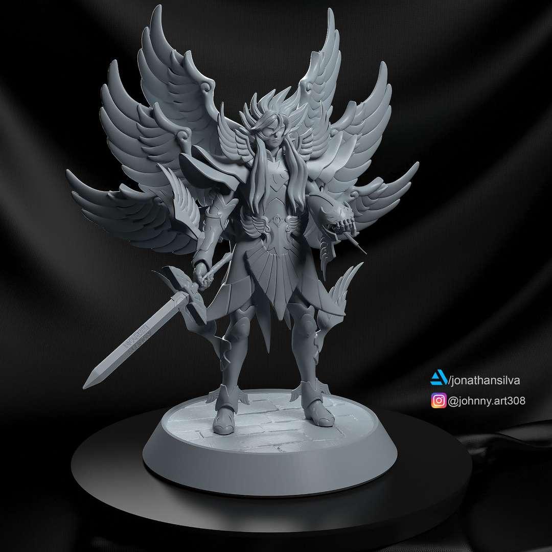 """Hades """"mangá cloth"""" Saint Seiya - Hades Saint Seiya - Os melhores arquivos para impressão 3D do mundo. Modelos stl divididos em partes para facilitar a impressão 3D. Todos os tipos de personagens, decoração, cosplay, próteses, peças. Qualidade na impressão 3D. Modelos 3D com preço acessível. Baixo custo. Compras coletivas de arquivos 3D."""