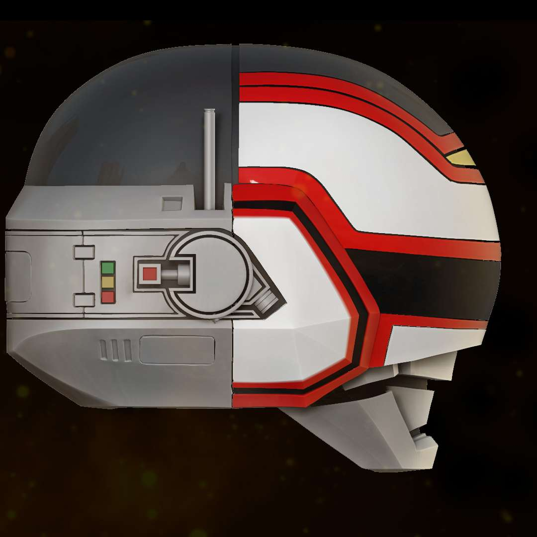 Jaspion Helmet - Juspion helmet, very faithful to the original and fully detailed.  - The best files for 3D printing in the world. Stl models divided into parts to facilitate 3D printing. All kinds of characters, decoration, cosplay, prosthetics, pieces. Quality in 3D printing. Affordable 3D models. Low cost. Collective purchases of 3D files.
