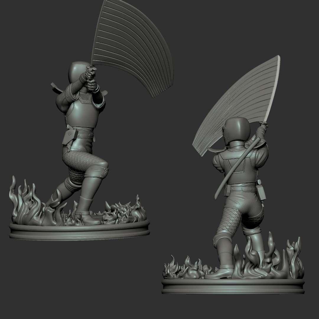 Jiraya - Model Finish - Los mejores archivos para impresión 3D del mundo. Modelos Stl divididos en partes para facilitar la impresión 3D. Todo tipo de personajes, decoración, cosplay, prótesis, piezas. Calidad en impresión 3D. Modelos 3D asequibles. Bajo costo. Compras colectivas de archivos 3D.