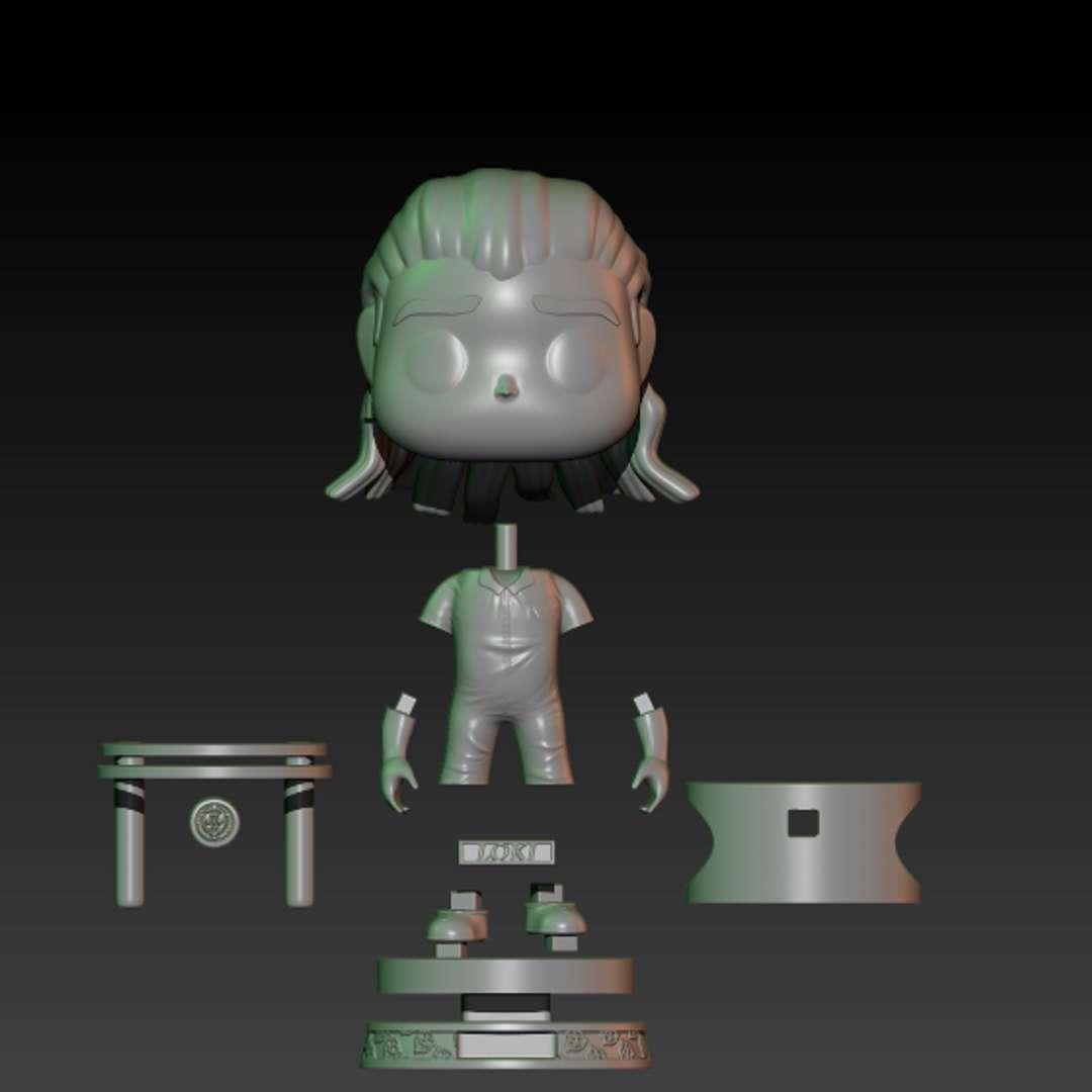 loki funko defendant -  loki funko defendant, on trial at avt - Os melhores arquivos para impressão 3D do mundo. Modelos stl divididos em partes para facilitar a impressão 3D. Todos os tipos de personagens, decoração, cosplay, próteses, peças. Qualidade na impressão 3D. Modelos 3D com preço acessível. Baixo custo. Compras coletivas de arquivos 3D.