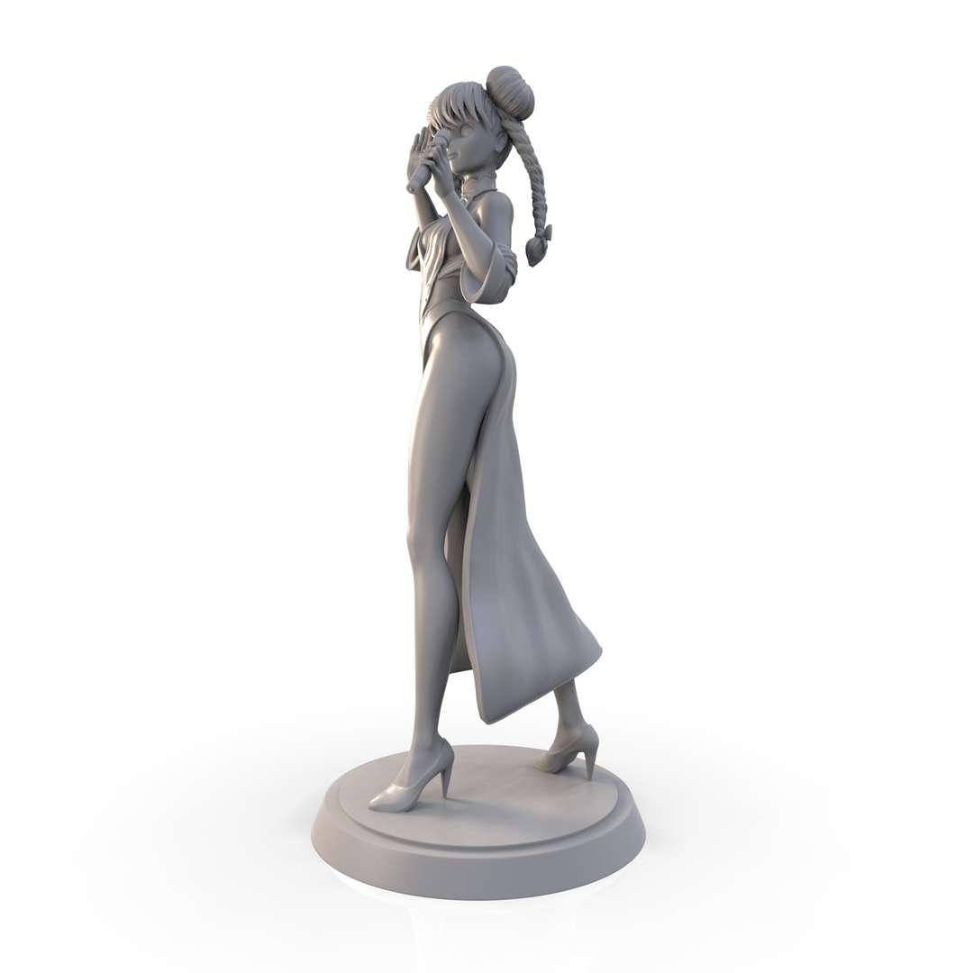 Lynn Minmei - From the famous show Robotech: Macross Saga The infamous singer Lynn Minmei - Os melhores arquivos para impressão 3D do mundo. Modelos stl divididos em partes para facilitar a impressão 3D. Todos os tipos de personagens, decoração, cosplay, próteses, peças. Qualidade na impressão 3D. Modelos 3D com preço acessível. Baixo custo. Compras coletivas de arquivos 3D.