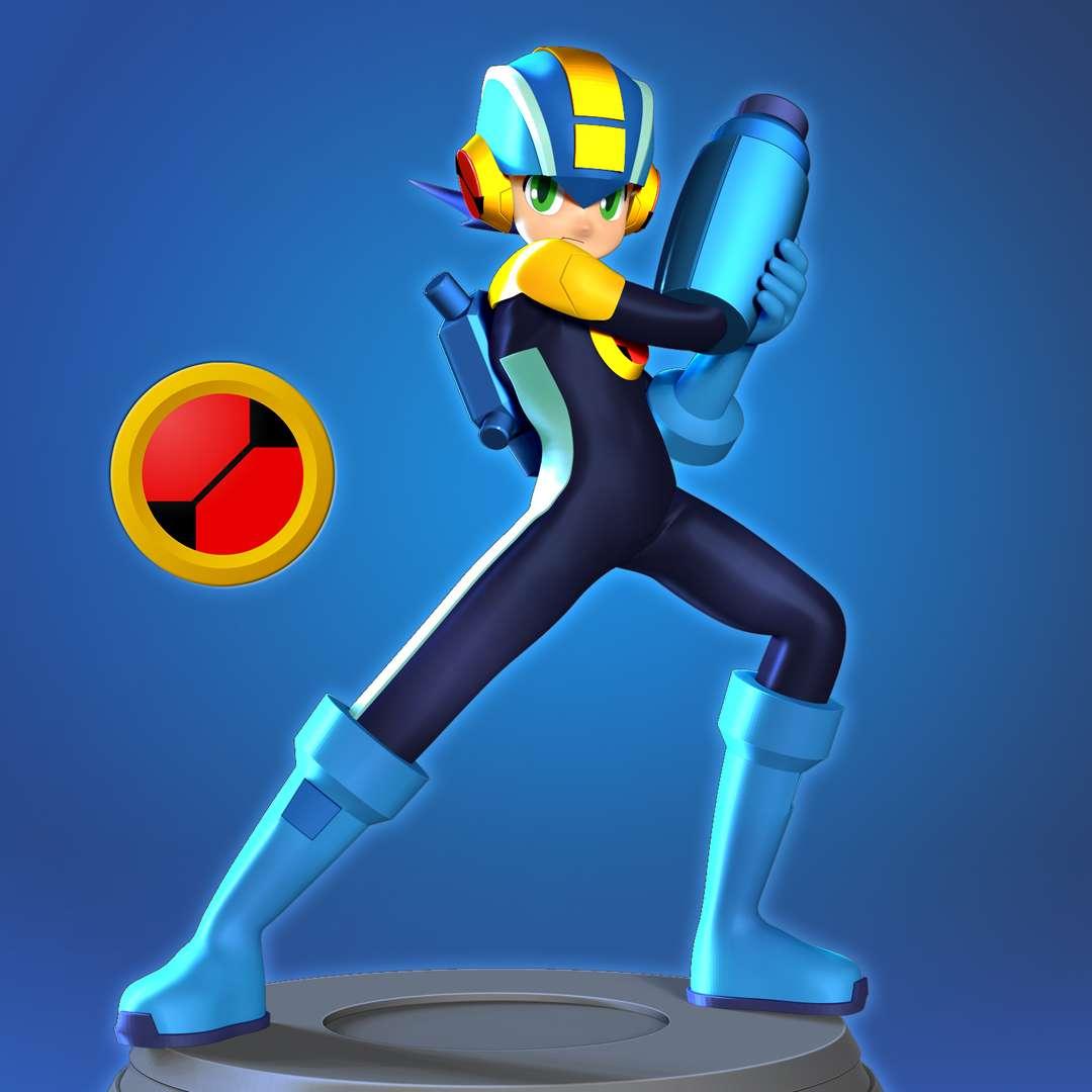 Mega Man - When you purchase this model, you will own:  - STL file with 05 separated files (with key to connect together) is ready for 3D printing.  - Zbrush original files (ZTL) for you to customize as you like. (DM me if you want)  This is version 1.0 of this model.  Hope you like him. Thanks for viewing! - Os melhores arquivos para impressão 3D do mundo. Modelos stl divididos em partes para facilitar a impressão 3D. Todos os tipos de personagens, decoração, cosplay, próteses, peças. Qualidade na impressão 3D. Modelos 3D com preço acessível. Baixo custo. Compras coletivas de arquivos 3D.