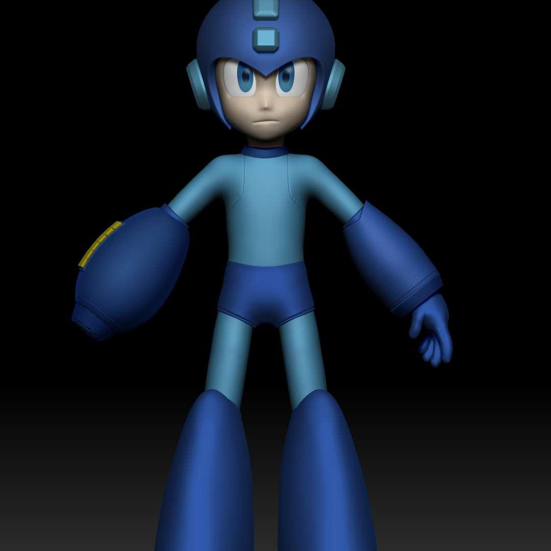MegaMan - Mega man 11 with 15cm - Os melhores arquivos para impressão 3D do mundo. Modelos stl divididos em partes para facilitar a impressão 3D. Todos os tipos de personagens, decoração, cosplay, próteses, peças. Qualidade na impressão 3D. Modelos 3D com preço acessível. Baixo custo. Compras coletivas de arquivos 3D.