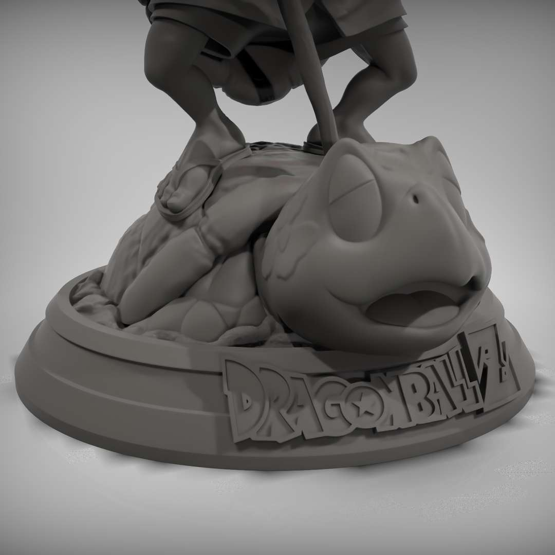 Mestre Kame - Hello my name is Gustavo Jardim. I'm a 3D collectible artist. This campaign aims to sell this project that I developed. In all, more than 70 hours of work were spent. The design is in scale 1: 8 (200 mm). Files are prepared for printing on 3D filament and resin. We have already done the print test and the files are working perfectly. Don't miss the chance to have this character in your collection! Exclusive price for this campaign. Don't let this opportunity pass you by. - The best files for 3D printing in the world. Stl models divided into parts to facilitate 3D printing. All kinds of characters, decoration, cosplay, prosthetics, pieces. Quality in 3D printing. Affordable 3D models. Low cost. Collective purchases of 3D files.