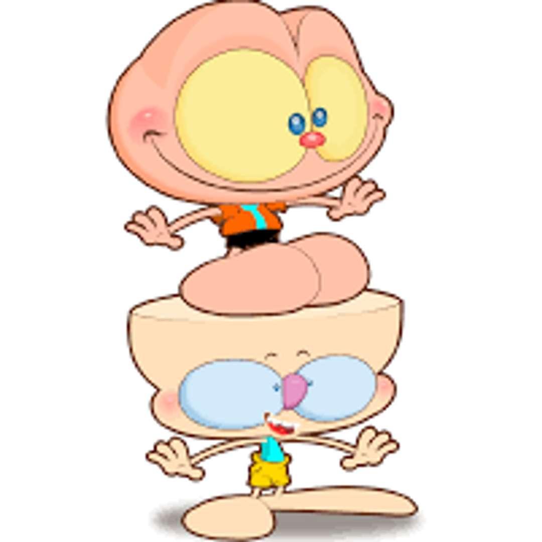 Mongo e Drongo - Monogo e Drongo são personages criados pelo animador e desenhista José Anderson Silva, do canal Abluba no Youtube. Drongo se mostra um carinha depressivo e chateado. Por ser menos inteligente que o Mongo, é quase sempre manipulado pelo seu amigo, mesmo assim eles nunca vão se separar um do outro. Drongo é um masoquista, ele deixa de ficar triste quando se machuca (gravemente ou não) e abre um grande sorriso no rosto falando ''Aduideee!''. A maioria das vezes quando ele se machuca acaba ferindo o Mongo junto. - Os melhores arquivos para impressão 3D do mundo. Modelos stl divididos em partes para facilitar a impressão 3D. Todos os tipos de personagens, decoração, cosplay, próteses, peças. Qualidade na impressão 3D. Modelos 3D com preço acessível. Baixo custo. Compras coletivas de arquivos 3D.