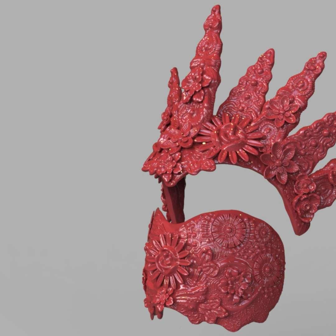 Natural Headpiece Mask 3D Print - Natural Headpiece Mask inspired in some artworks ready for 3D Print I included the OBJ, STL, and ZBrush Tool files If you need 3D Game Assets or STL files I can do commission works.   - Los mejores archivos para impresión 3D del mundo. Modelos Stl divididos en partes para facilitar la impresión 3D. Todo tipo de personajes, decoración, cosplay, prótesis, piezas. Calidad en impresión 3D. Modelos 3D asequibles. Bajo costo. Compras colectivas de archivos 3D.