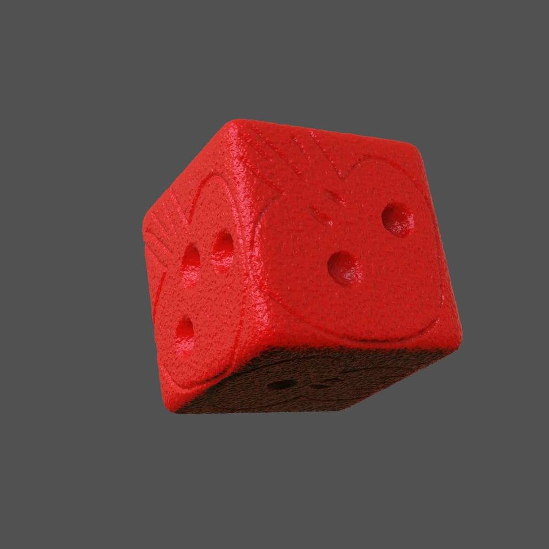 Oogie Boogie Skull Dice - A replica of the dice of Oogie Boogie Dice from The Nightmare Before Christmas ready for 3D Print I included the OBJ, STL if you need 3D Game Assets or STL files I can do commission works. - Los mejores archivos para impresión 3D del mundo. Modelos Stl divididos en partes para facilitar la impresión 3D. Todo tipo de personajes, decoración, cosplay, prótesis, piezas. Calidad en impresión 3D. Modelos 3D asequibles. Bajo costo. Compras colectivas de archivos 3D.