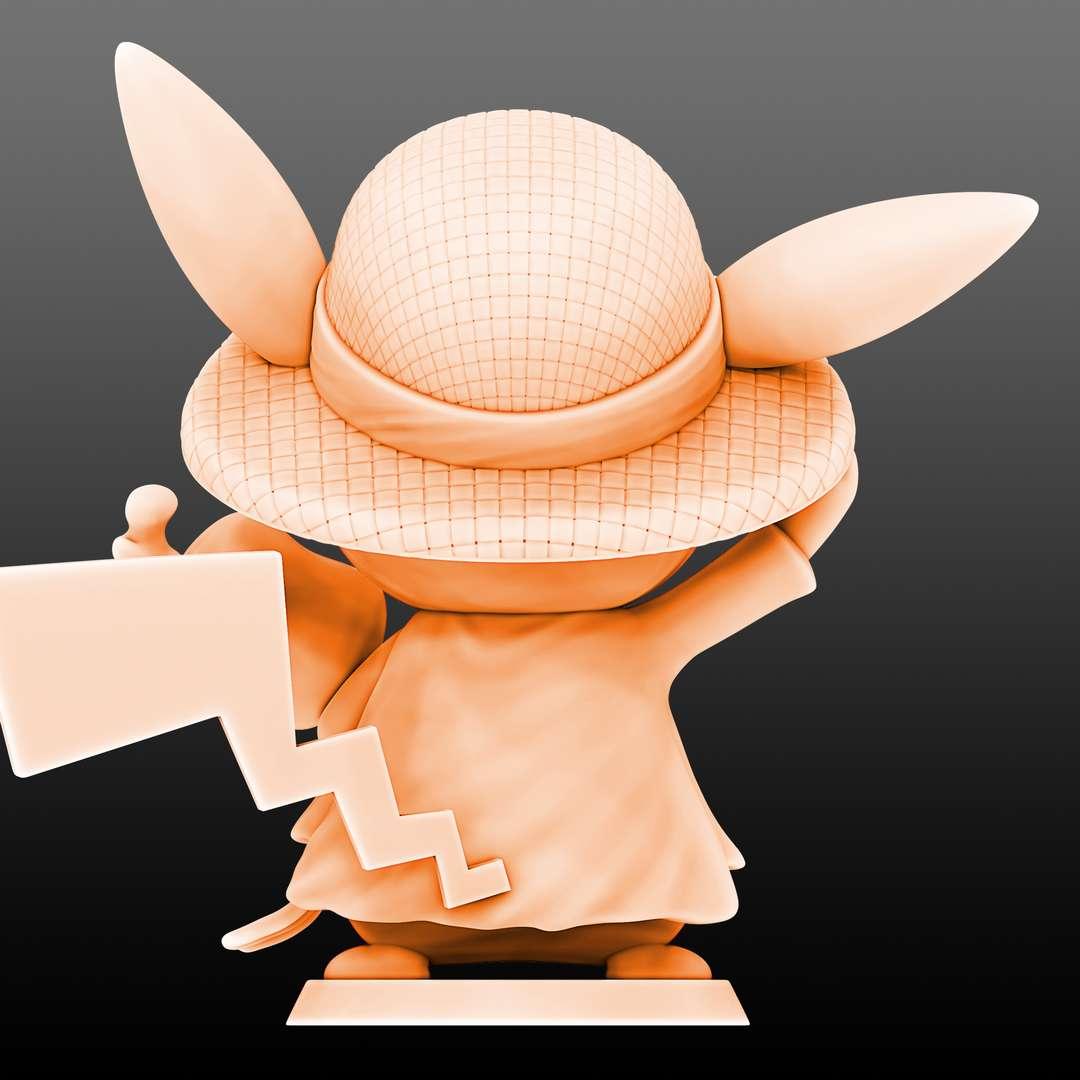 Pikachu LuffyCosplay - Pikachu LuffyCosplay File ready for printing 05 STL files ready for printing Model cut and prepared with plug-in pins for printing  I'm a 3D artist for a few years, graduated in game designer, venturing into this area of collectibles that became my passion, I hope you like the models, and if you have any questions or suggestions, just get in touch with me. - Os melhores arquivos para impressão 3D do mundo. Modelos stl divididos em partes para facilitar a impressão 3D. Todos os tipos de personagens, decoração, cosplay, próteses, peças. Qualidade na impressão 3D. Modelos 3D com preço acessível. Baixo custo. Compras coletivas de arquivos 3D.