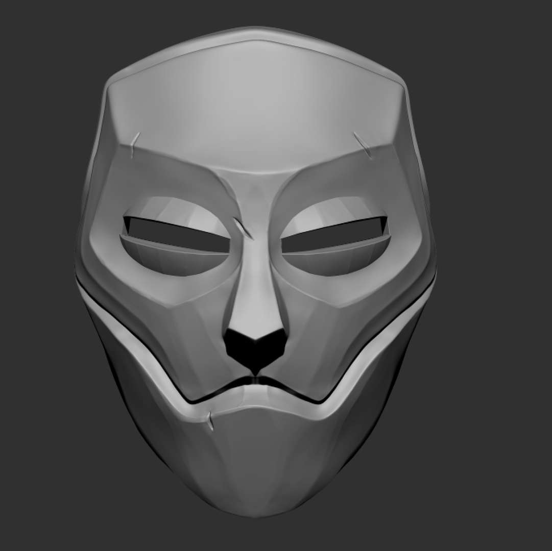 Reaper Lord Mask - I created this Reaper lord Mask from sea of thieves. I love the Reapers bones, and i decided this was a need for every single sea of thieves Player. - The best files for 3D printing in the world. Stl models divided into parts to facilitate 3D printing. All kinds of characters, decoration, cosplay, prosthetics, pieces. Quality in 3D printing. Affordable 3D models. Low cost. Collective purchases of 3D files.